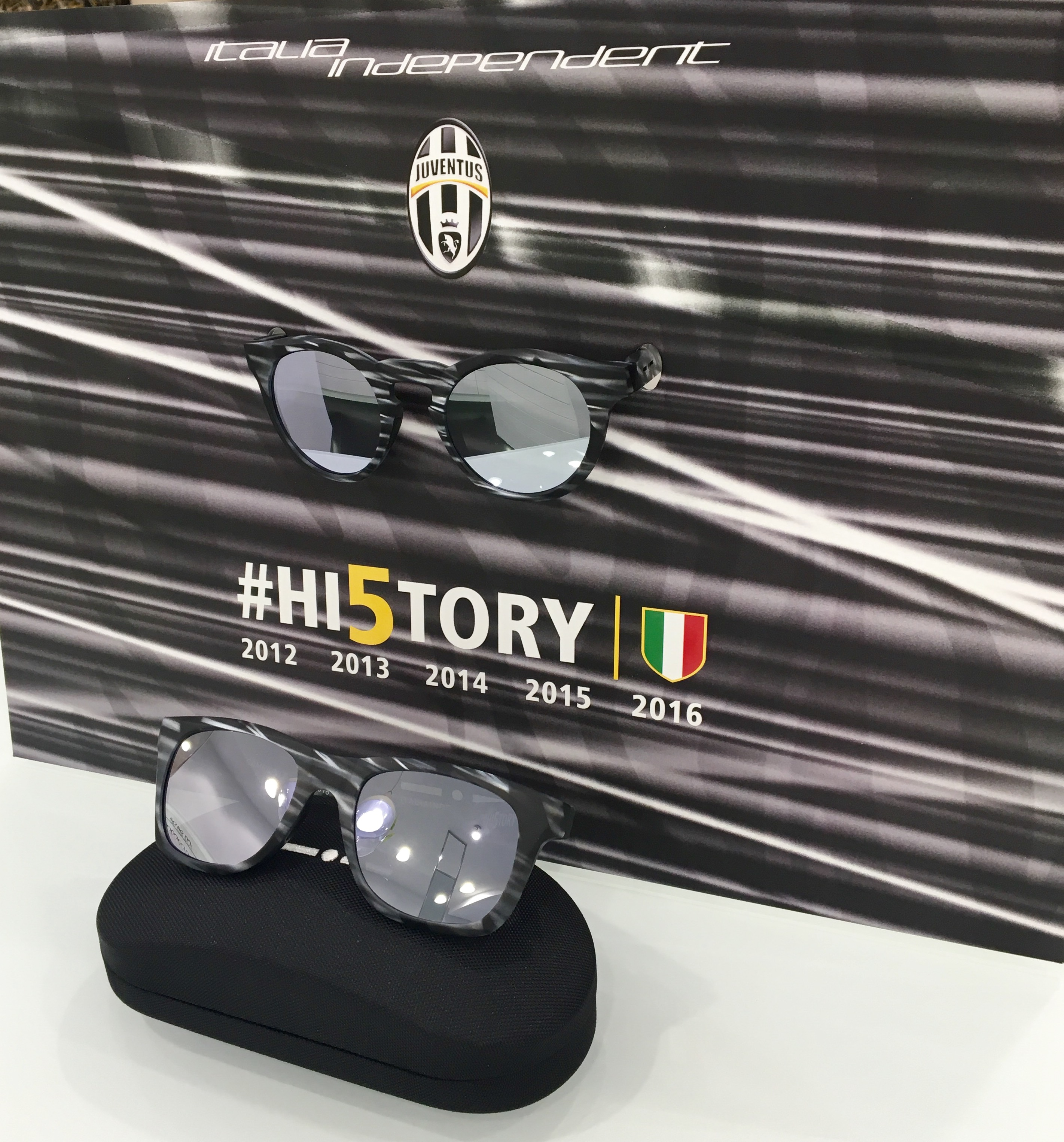#HI5TORY by Italia Independent